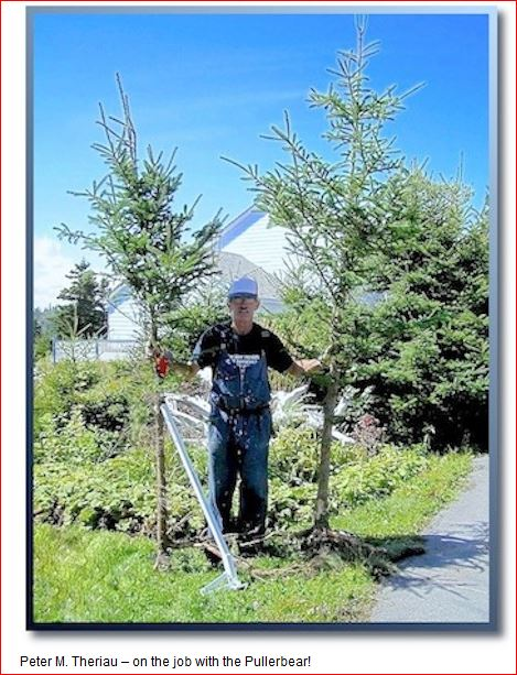 Nova Scotia Tree Puller